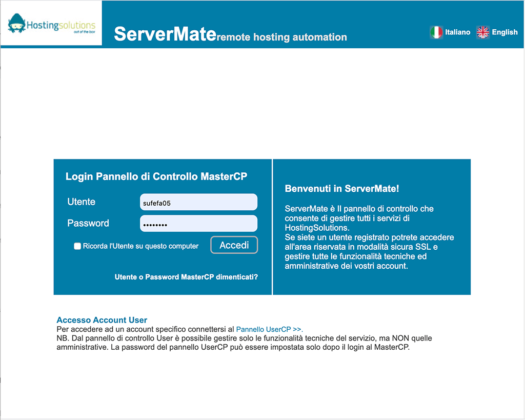 Hostingsolutions phishing 1