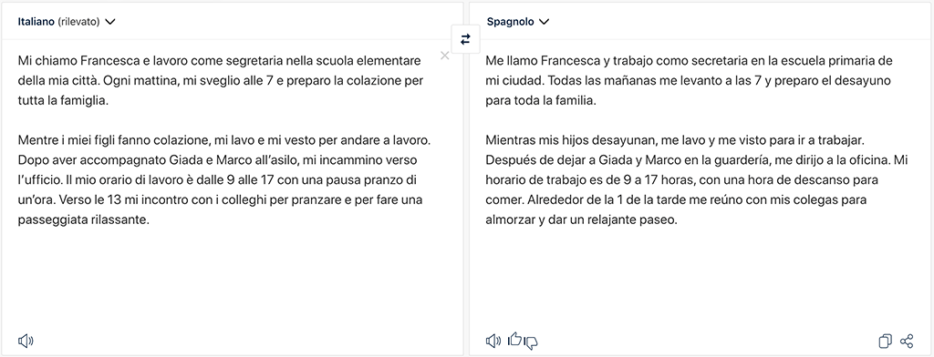 scrivere email in spagnolo